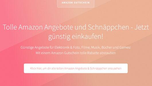 amazon-gutscheincode